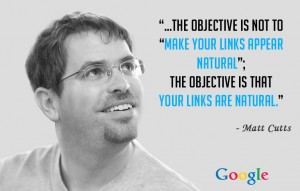 Matt Cutts SEO Google