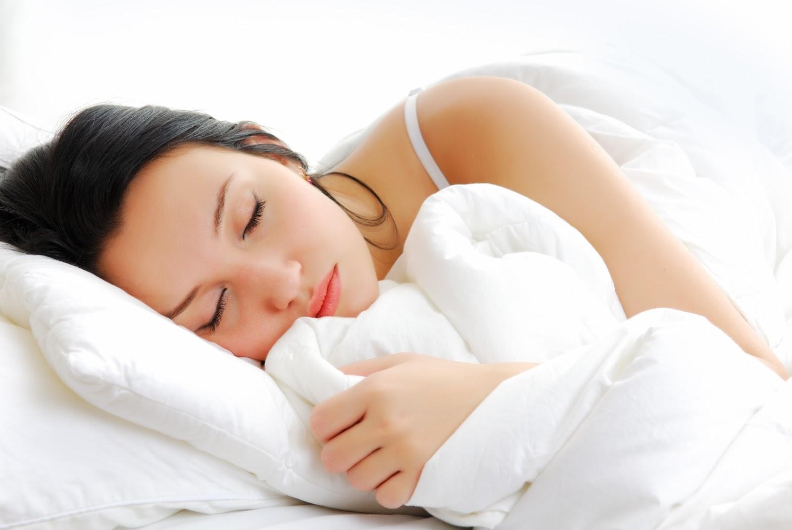 acostarse pronto - dormir bien